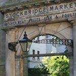 Stockbridge market entrance