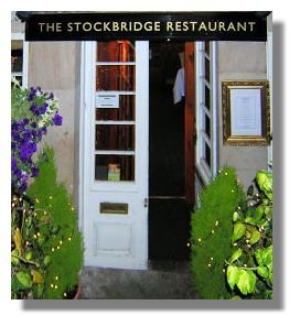 The Stockbridge Restaurant entrance